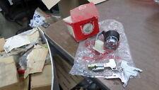 NOS Honda Combo Switch & Factory Cut Key Set T9546 1968 CL175 35010-240-000