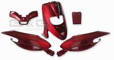 accessoire de déguisement Kit parties carénage en Rouge pour Gilera harceleur
