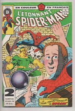 SPIDER-MAN #151/152 french comic français EDITIONS HERITAGE