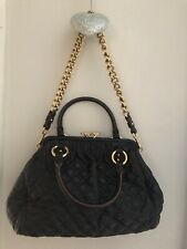 Iconic Marc Jacobs Stam Bag - Chocolate Brown Large