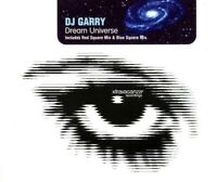 DJ Garry - Dream Universe (3 trk CD / 2001)