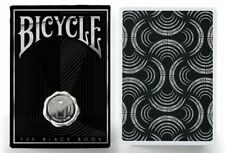 Bicycle Black Book Manifesto Playing Cards - (Metal Seal - Without Cello)