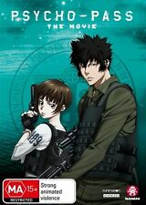 Psycho-Pass the Movie NEW R4 DVD
