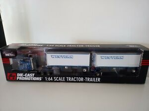 DCP. Diecast Promotion. Western Distributing. Kenworth K-100. 1/64. New.See pic.