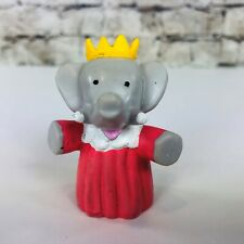 "Babar Queen Celeste 2.5"" Tall PVC Figure"
