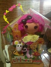 NEW Lalaloopsy CRUMBS SUGAR COOKIE Rare Doll 2009 Original Retired HTF