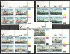 RSA 1994 Tug Boats/Nautical/Transport 5v c/b's (n26039)