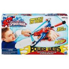 Ultimate Spider-Man Power Webs Spider Strike Crossbow Marvel Comics New 1515