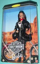 Harley-Davidson Barbie #3 Mint 1999 22256