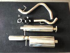 "ZZPerformance 2.5"" Stainless 2005-10 Chevrolet Cobalt Catback Exhaust System G5"