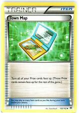x4 Town Map - 150/162 - Uncommon Pokemon XY Breakthrough M/NM English