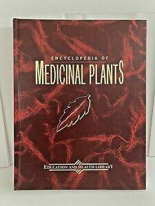 Encyclopedia Of Medicinal Plants Vol 2 Hardcover English Version with Spanish DJ