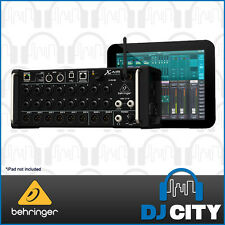 Behringer XR18 Air Digital PA Mixer 18 x 18 channel iOS & Android Device Comp...