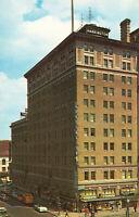 Postcard Harrington Hotel Washington DC