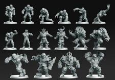 Fantasy Football/Bloodbowl Team 16 miniatures 32mm scale