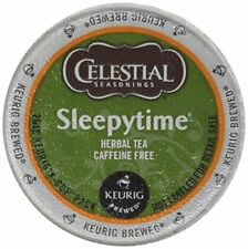 Celestial Seasonings Sleepytime Herbal Tea K Cup 48 Count Case Keurig Brewers