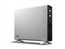 Convettore Slim Style 2000 W, 3 livelli di potenza, HI-FI technology, timer 24H