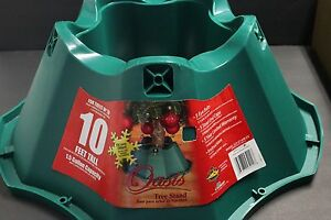 Jack Post Oasis Christmas Tree Stand, up to 10', 1.5gal Water #039678952298--NEW