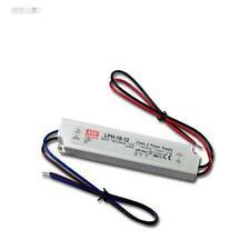 IP67 LED Transformator Treiber 12V DC 18W 1,5A TRAFO driver evg Drossel 12 Volt
