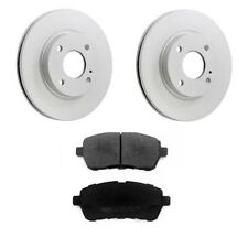 New Unipart Front Brake Discs & Pads Ford Fiesta KA+ 1.0 1.2 1.4 1.5 1.6 2008-On
