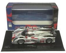 IXO LM2012 AUDI R18-Etron Quattro #1 Le Mans Winner 2012-escala 1/43