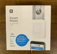Square Contactless + Chip Reader Berand New In The Box Free Shipping