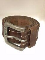 Timberland Men's S02 Genuine Leather Belt (Retail $55)