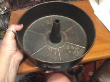 Antique Centennial Free Form Cake Pan From May 30,1876