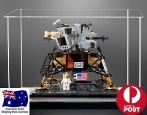 LEGO 10266 NASA Apollo 11 Lunar Lander. Acrylic Display Box. [AU STOCK]