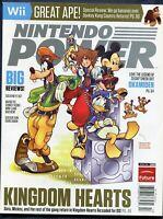 2010 Nintendo Power Magazine #262 December DS Kingdom Hearts NewsStand Variant
