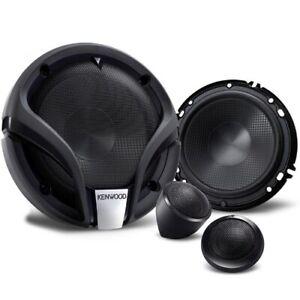 """Kenwood KFC-M604P 6"""" Component Speakers"""