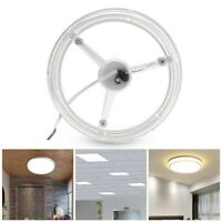 12W/18W/24W Round LED Panel Light Ceiling Lighting Downlight Lamp Replacement EM
