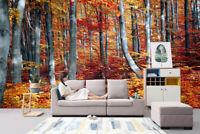 3D Mangrove Forest Self-adhesive Living Room Wallpaper Painting Bedroom Murals