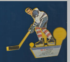 RON ELLIS 1970-71 POST SHOOTERS BLUE NO 6 WITH PUCK 32227