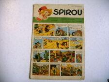 BD - SPIROU hebdomadaire n° 623 - 23 mars 1950
