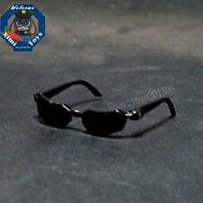 "1/6 Black Sunglasses Glasses Model The Matrix Keanu Reeves Neo F12"" Male Action"