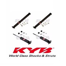 4-KYB Excel-G® Gas Shock Absorber's    ****2-Front & 2-Rear****