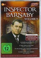 Inspector Barnaby, Vol. 09 (4 DVDs)   DVD   Zustand gut