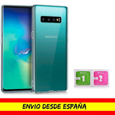 Funda Movil Samsung S10 / S10 Plus / S10E / S10 5G / S10 Lite Gel Transparente