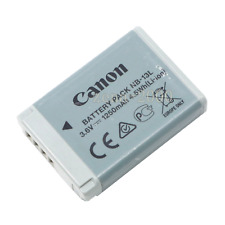 Genuine Original NB-13L Battery For CB-2LH Canon  Mark II G5X G9X SX620 SX720