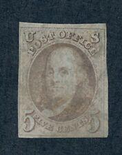 drbobstamps US Scott #1 Used Sound Stamp