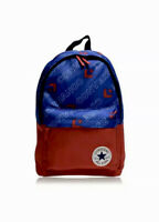 BRAND NEW Converse Chuck Taylor Backpack - BLUE and RED/ TRAVELBAG /Rucksack/Gym