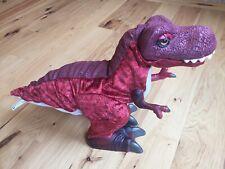 Playskool 2008 Kota & Pals Monty T Rex Dinosaur Interactive Walking Talking Dino