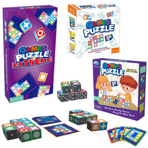 3 Version Games Puzzle Board Game,Match Madness Matching Master Desktop Game Toy