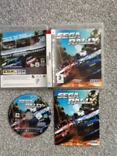 PLAYSTATION 3 GAME_SEGA RALLY + MANUAL