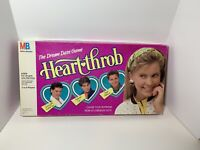 HeartThrob Board Game Vintage 1988 Dream Date missing score pad & 1 card holder