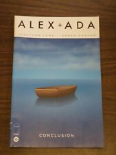 ALEX + ADA #15 IMAGE COMICS VF (8.0)