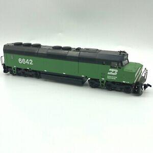 Athearn HO Gauge 6642 Burlington Northern Diesel Locomotive BN Train Engine NR