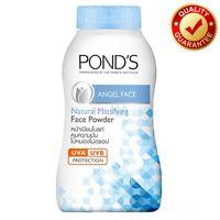 POND'S Oil&Blemish Control UV Whitening Protection Mattifying Powder Blue 50g.