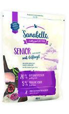 Sanabelle Senior 400g Trockenfutter Katzenfutter ab 8 Jahre Trocken Futter Katze